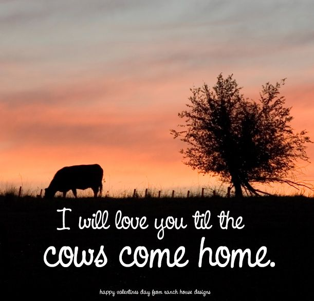 Ranch clipart cow house Ranch quotes will you cow