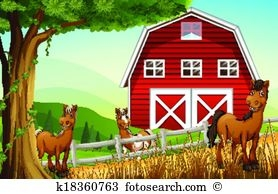 Ranch clipart horse stable Clipart Images Horse com House