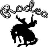 Ranch clipart rodeo Clip Rodeo Art Clipart Free