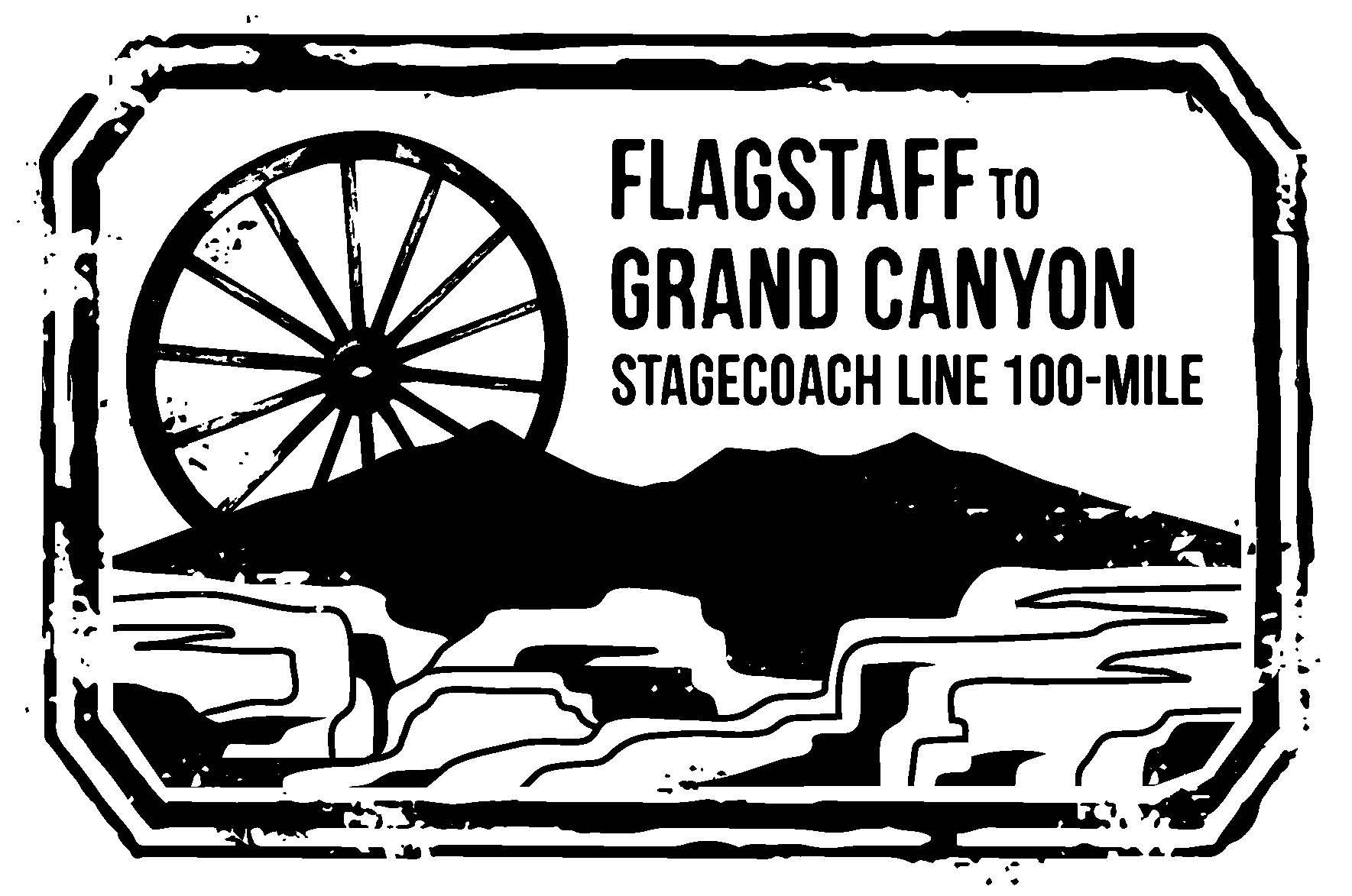Ranch clipart stagecoach Ultra ATA UltraRun Run Logo