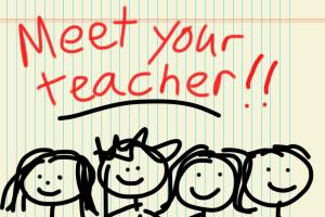 Ranch clipart teacher Night Teacher the teacher Meet