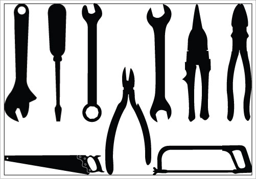 Ranch clipart tool Tools clipart collection white Hand