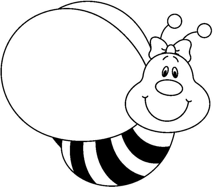 Randome clipart black and white #10