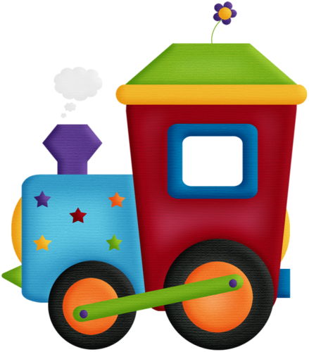 Randome clipart boy toy Aw_circus_train png art ~*♦️Scrapebook~Random*~ Advent