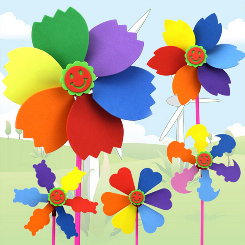 Randome clipart boy toy Fun Hot Toy 38*20cm Windmill