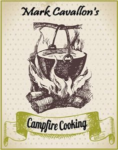 Randome clipart campfire cooking #15