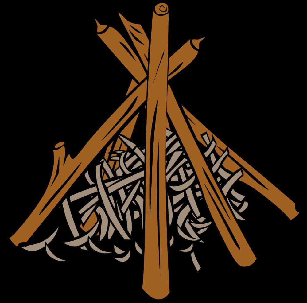 Camp Fire clipart smoke Teepee svg Wikimedia Fire File:Camp