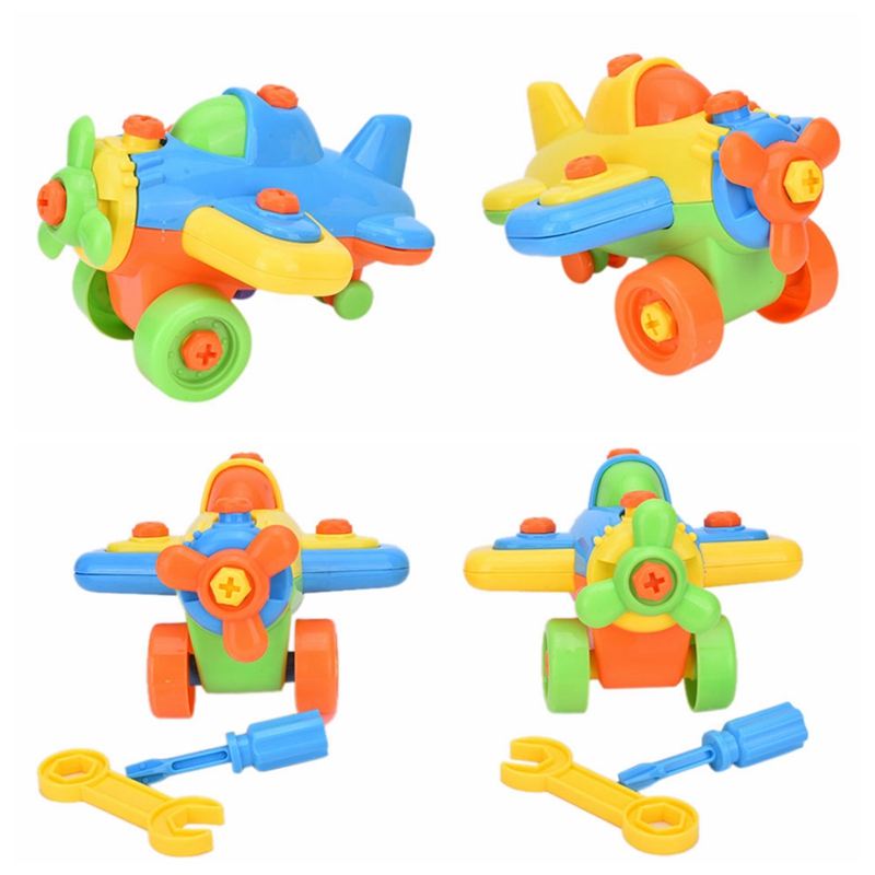 Randome clipart children toy 1Set Assembled Colorful Children With
