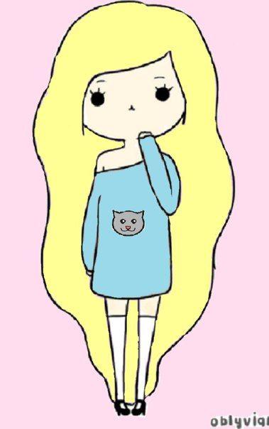Drawn cute girlfriend tumblr To ideas cute draw 25+
