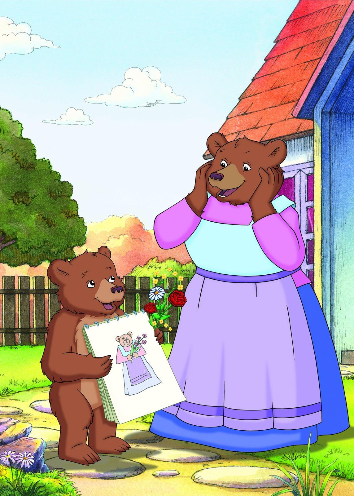 Randome clipart little bear #4