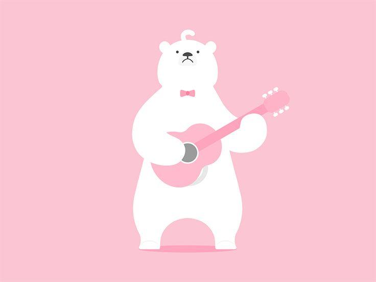Randome clipart little bear #12