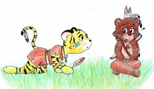 Randome clipart little bear #13