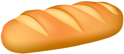 Bread clipart oval WEB PNG Bread Loaf PNG