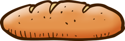 Randome clipart loaf bread Clipart of bread com Cliparting