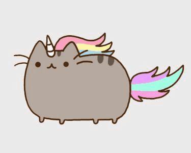 Randome clipart rainbow unicorn #8