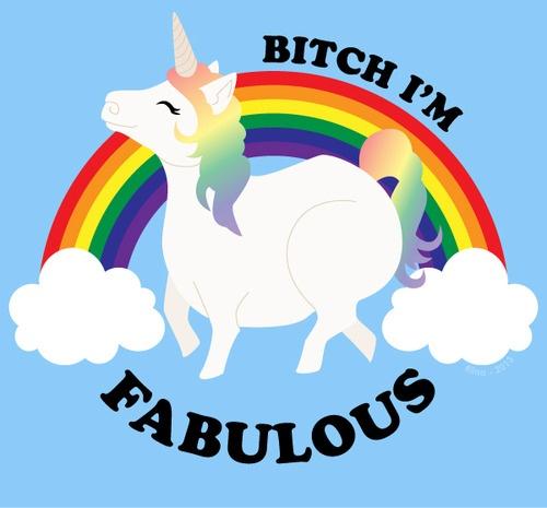 Randome clipart rainbow unicorn #9