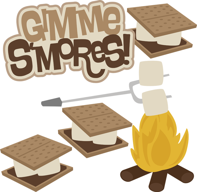 Camper clipart smore Of Smores WikiClipArt smores clipart