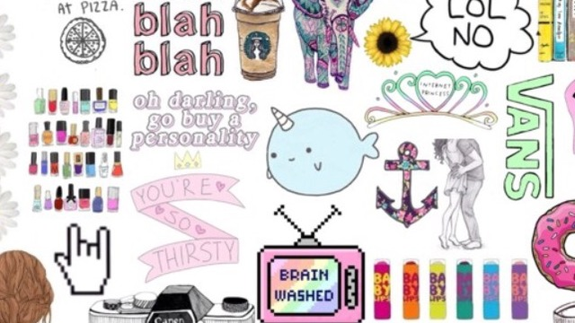 Randome clipart tumbler Tumblr Random Just Tumblr Things
