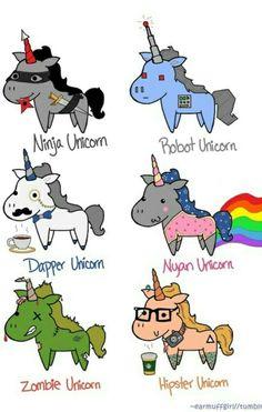 Randome clipart unicorn #12