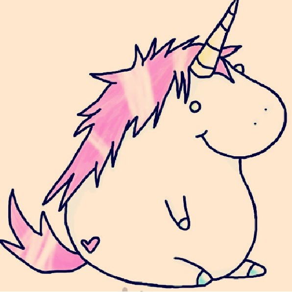 Randome clipart unicorn Stuff Cute Drawings :3 and