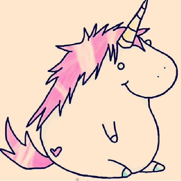 Randome clipart unicorn #5