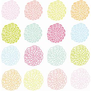 Floral clipart ranunculus Clipart Art Clip 60% Digital