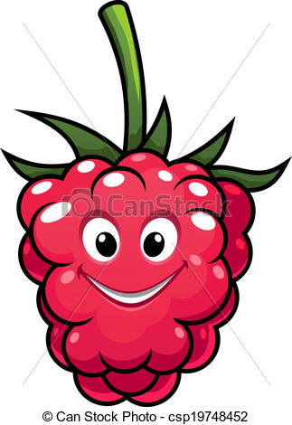 Rapsberry clipart Raspberry royalty   and