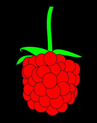Rapsberry clipart Free Clip Free Raspberry &
