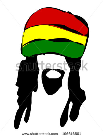 Rastas clipart animated Reggae Collection Panda Clipart Clipart