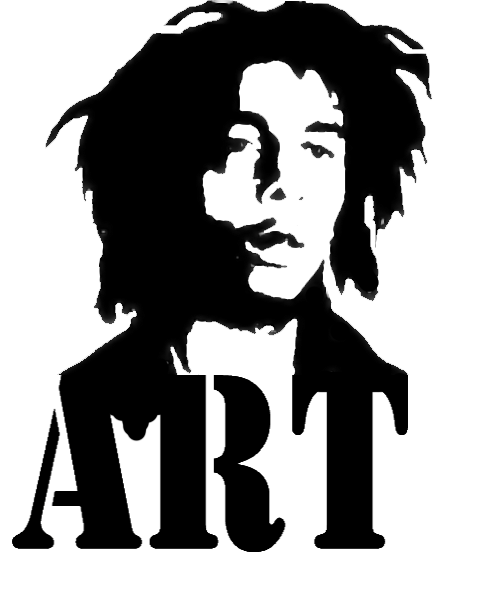 Rastas clipart bob Marley Clip Bob Free Art