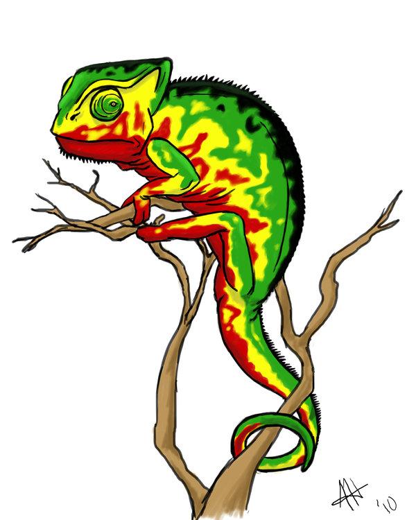 Rasta clipart deviantart By Chameleon 101 Rasta 659