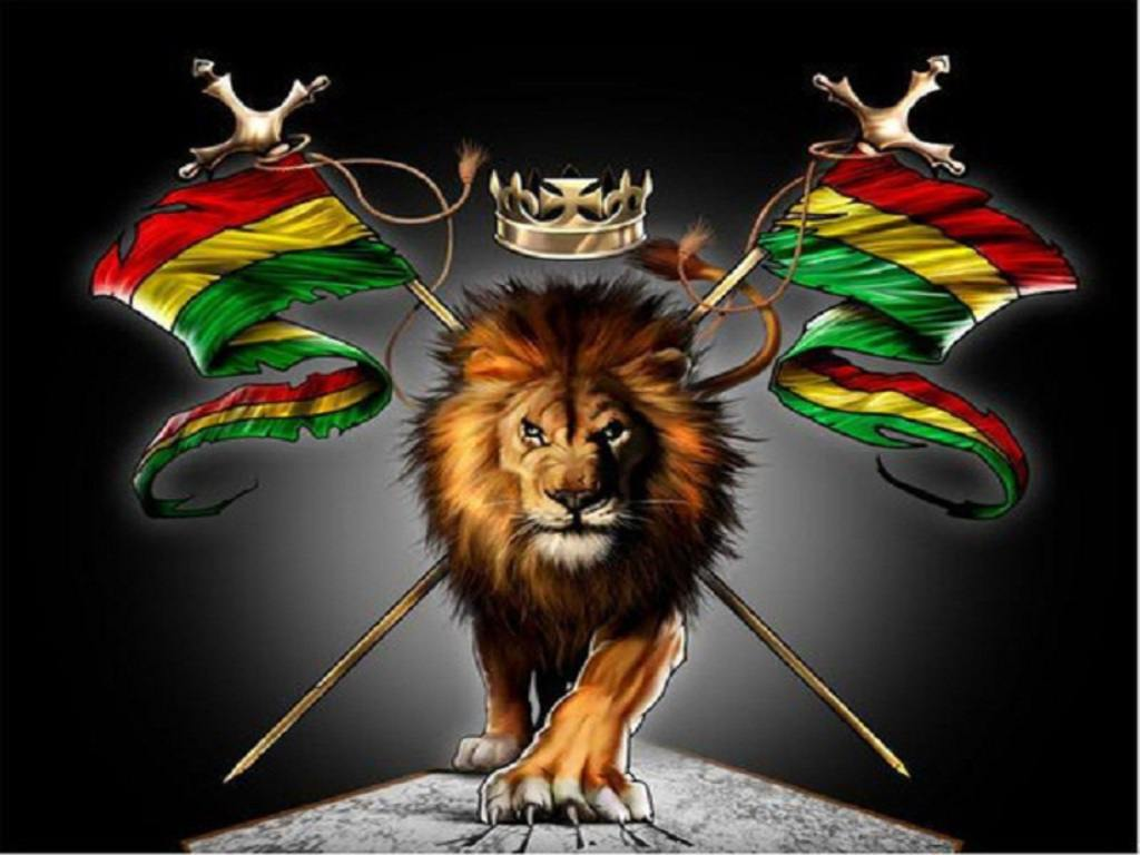 Rasta clipart lion Rastafari Images Lion Wallpaper