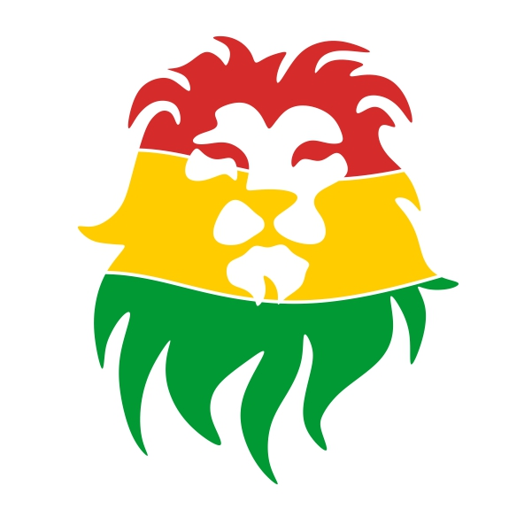 Rasta clipart lion #19 Download Download drawings Rasta