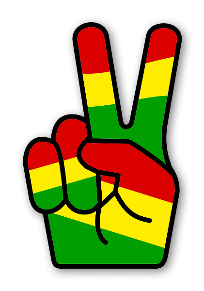 Reggae clipart logo peace XJTQtwYt8 Pin this youtube and