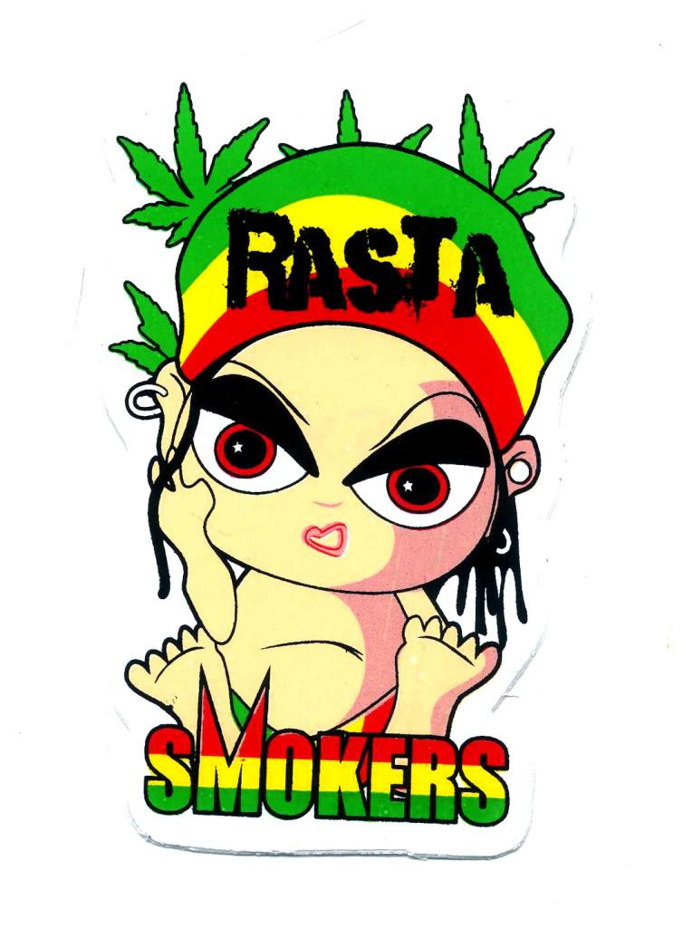 Drawn pot plant reggae Weed Reggae Clip Art Decals