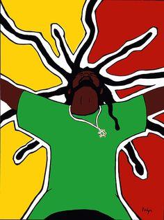 Reggae clipart dan rasta And on more Jah and