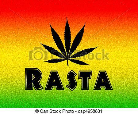 Rasta clipart rastafarian #3