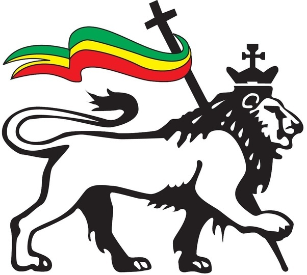 Rasta clipart lion King of Star the of