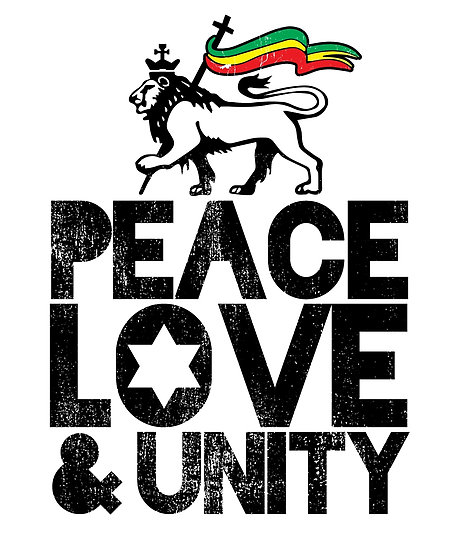 Rastas clipart peace love Charles  by Nation