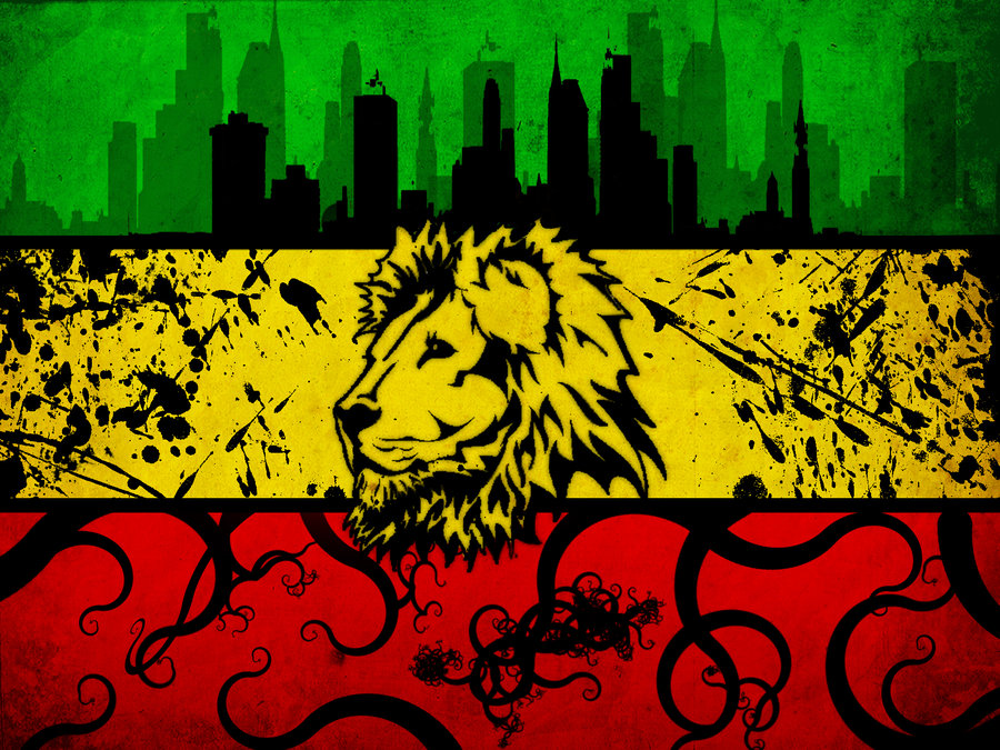 Rastas clipart rastafarian #10