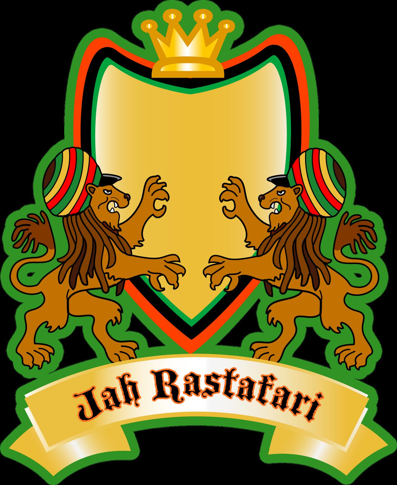 Rastas clipart rastafarian #9