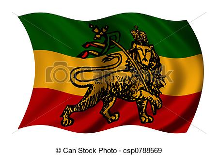 Rastas clipart symbol Path Rastafarian flag flag csp0788569