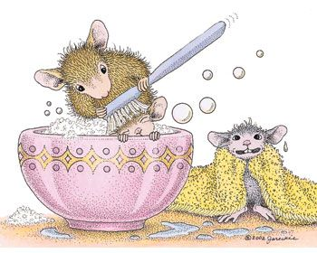 Rat clipart baby mouse #6