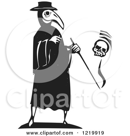 Rat clipart black plague #13