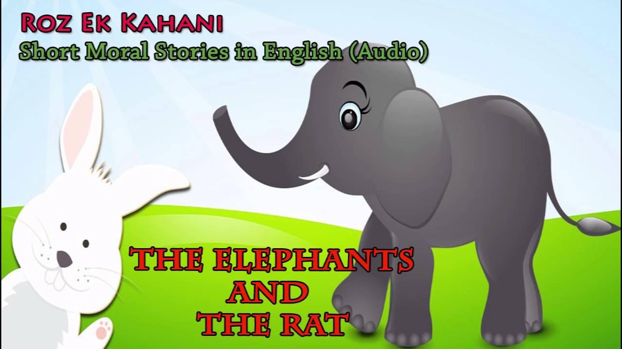 Rat clipart elephant #10