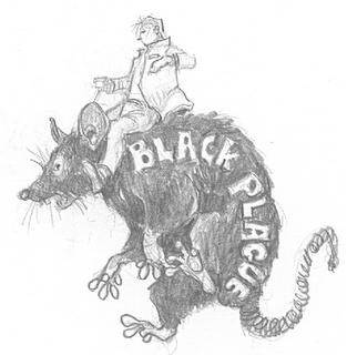 Rat clipart flea #8