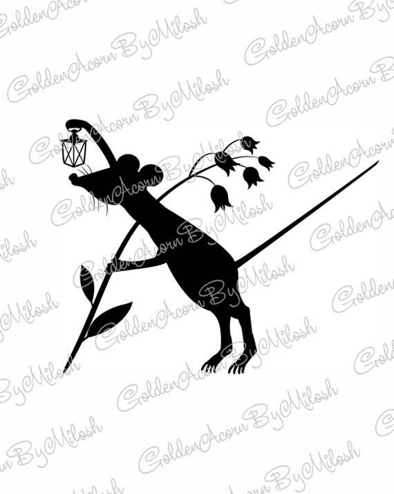 Rat clipart funny #14