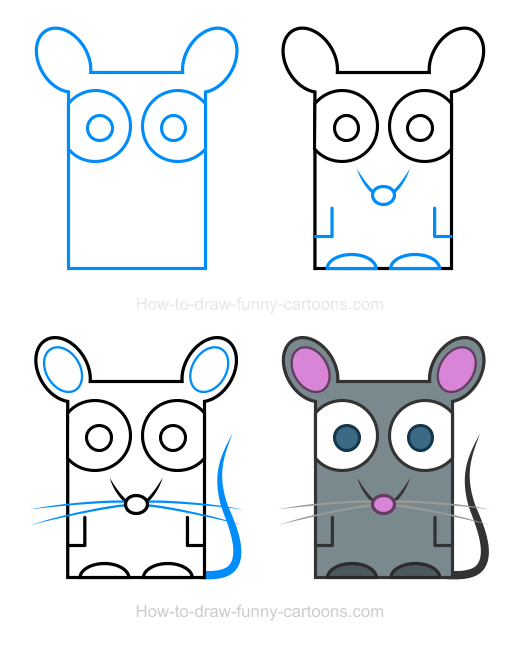 Rat clipart funny #13