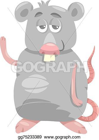 Rat clipart funny #10