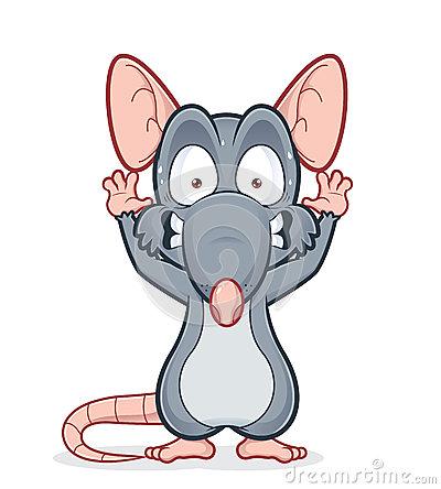 Rat clipart funny #6